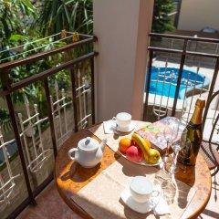 Шарм Отель балкон