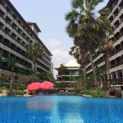 Отель Welcome World Beach Resort & Spa Таиланд, Паттайя - отзывы, цены и фото номеров - забронировать отель Welcome World Beach Resort & Spa онлайн бассейн фото 4