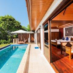 Отель Dream Sea Pool Villa Таиланд, пляж Панва - отзывы, цены и фото номеров - забронировать отель Dream Sea Pool Villa онлайн бассейн