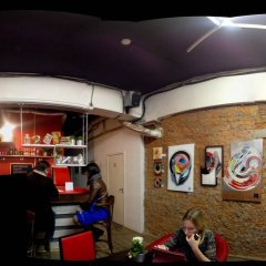 Art Space Hostel гостиничный бар