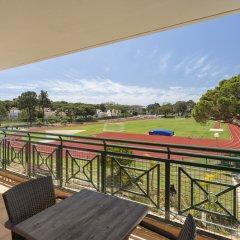 Victoria Sport&Beach Hotel балкон