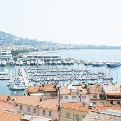 Отель SUQ3 - 3 Pièces vue mer Франция, Канны - отзывы, цены и фото номеров - забронировать отель SUQ3 - 3 Pièces vue mer онлайн приотельная территория