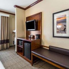 Отель Comfort Suites Galveston США, Галвестон - отзывы, цены и фото номеров - забронировать отель Comfort Suites Galveston онлайн удобства в номере