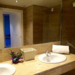 Отель San Miguel Suites ванная