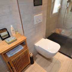 Отель Mynice Turini Ницца ванная фото 2