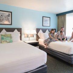 Отель Kings Inn San Diego - Seaworld - Zoo США, Сан-Диего - 1 отзыв об отеле, цены и фото номеров - забронировать отель Kings Inn San Diego - Seaworld - Zoo онлайн комната для гостей фото 3