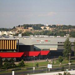 Отель Hyatt Regency Belgrade Сербия, Белград - 4 отзыва об отеле, цены и фото номеров - забронировать отель Hyatt Regency Belgrade онлайн балкон