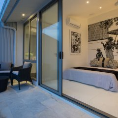 Отель Villa Patrick Pattaya интерьер отеля