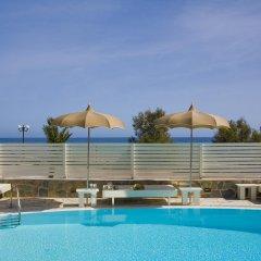 Anemos Beach Lounge Hotel бассейн
