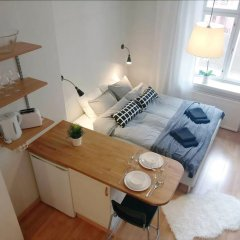 Отель 2ndhomes Kamppi Apartments 2 Финляндия, Хельсинки - отзывы, цены и фото номеров - забронировать отель 2ndhomes Kamppi Apartments 2 онлайн комната для гостей