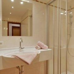 Отель Appartements Herold Австрия, Зёлль - отзывы, цены и фото номеров - забронировать отель Appartements Herold онлайн ванная