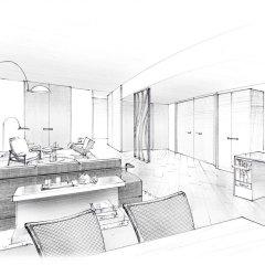 Отель Hyatt Regency Paris Etoile Франция, Париж - 11 отзывов об отеле, цены и фото номеров - забронировать отель Hyatt Regency Paris Etoile онлайн бассейн