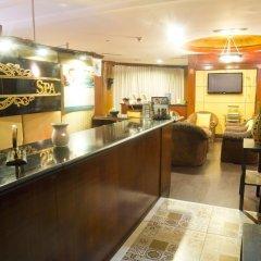 Makati Palace Hotel гостиничный бар