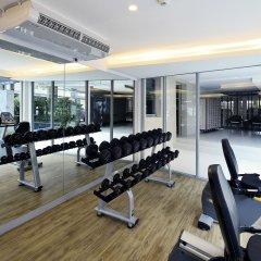 Отель Roomme Hospitality Nang Linchee Branch Бангкок фитнесс-зал фото 2