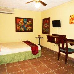 Отель Suites Los Jicaros комната для гостей фото 3