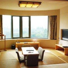 Shanghai Forte Hotel комната для гостей