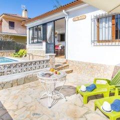 Отель Villa Tensi Бланес бассейн фото 3