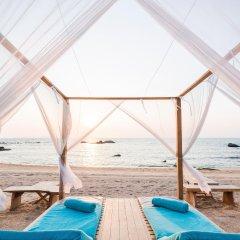 Отель Cape Dara Resort пляж