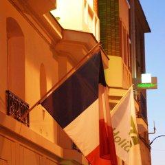 Отель Holiday Inn Paris - Auteuil балкон