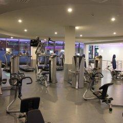 Апарт-отель Форвард фитнесс-зал