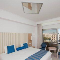 Отель Vrissiana Beach Hotel Кипр, Протарас - 1 отзыв об отеле, цены и фото номеров - забронировать отель Vrissiana Beach Hotel онлайн комната для гостей фото 3
