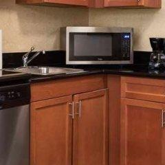 Отель Homewood Suites By Hilton Columbus-Hilliard Хиллиард удобства в номере фото 2