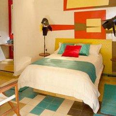 Отель Del Carmen Concept Hotel Мексика, Гвадалахара - отзывы, цены и фото номеров - забронировать отель Del Carmen Concept Hotel онлайн комната для гостей фото 3