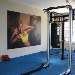 Отель Excel Milano 3 Базильо фитнесс-зал фото 2