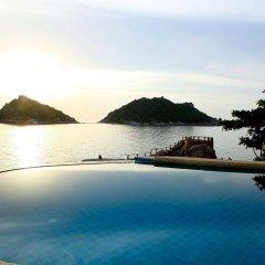 Отель Dusit Buncha Resort Koh Tao бассейн фото 3