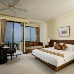 Отель Supalai Resort And Spa Phuket 3* Улучшенный номер с разными типами кроватей фото 5