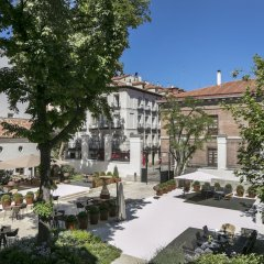 Отель Gran Melia Palacio De Los Duques фото 13