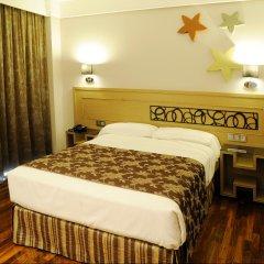 Отель Cumbria Испания, Сьюдад-Реаль - отзывы, цены и фото номеров - забронировать отель Cumbria онлайн комната для гостей фото 2