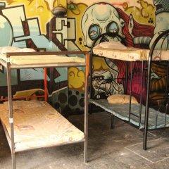 The Overstay Hostel гостиничный бар