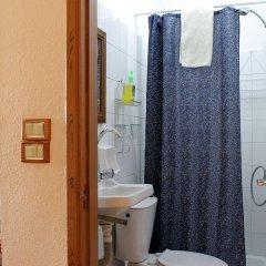 Отель Rocky Mountain Hotel Иордания, Вади-Муса - отзывы, цены и фото номеров - забронировать отель Rocky Mountain Hotel онлайн ванная