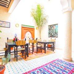 Отель Riad Dar Benbrahim питание фото 2