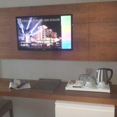 Side Sungate Hotel & Spa - All Inclusive удобства в номере фото 2