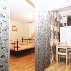 Апартаменты Apart Lux метро Кузьминки Москва комната для гостей фото 2