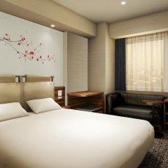 Отель Via Inn Hakataguchi Ekimae Хаката комната для гостей фото 3
