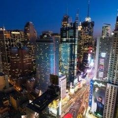 Отель Crowne Plaza Times Square Manhattan США, Нью-Йорк - отзывы, цены и фото номеров - забронировать отель Crowne Plaza Times Square Manhattan онлайн фото 8