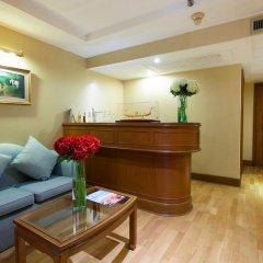 Отель Windsor Suites And Convention Бангкок интерьер отеля