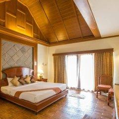 Отель Lanta Casuarina Beach Resort комната для гостей фото 4