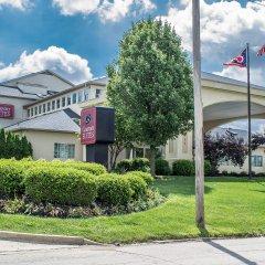 Отель Comfort Suites Columbus США, Колумбус - отзывы, цены и фото номеров - забронировать отель Comfort Suites Columbus онлайн спортивное сооружение