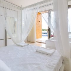 Villa Likapa 4 by Akdenizvillam Турция, Калкан - отзывы, цены и фото номеров - забронировать отель Villa Likapa 4 by Akdenizvillam онлайн комната для гостей