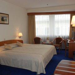 Гостиница Амбассадор комната для гостей фото 4
