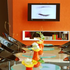 Отель ILUNION Aqua 3 Испания, Валенсия - 1 отзыв об отеле, цены и фото номеров - забронировать отель ILUNION Aqua 3 онлайн спортивное сооружение