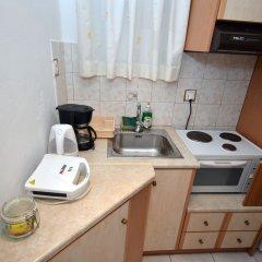 Отель Koukounari Studios Греция, Агистри - отзывы, цены и фото номеров - забронировать отель Koukounari Studios онлайн ванная фото 2