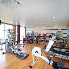 Отель Acorsonho Португалия, Капелаш - отзывы, цены и фото номеров - забронировать отель Acorsonho онлайн фитнесс-зал