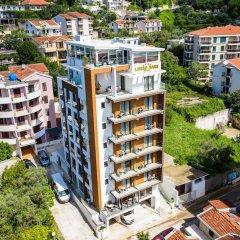 Отель Lusso Mare Черногория, Будва - отзывы, цены и фото номеров - забронировать отель Lusso Mare онлайн бассейн фото 3