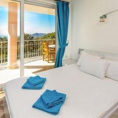 Villa Tepe Турция, Патара - отзывы, цены и фото номеров - забронировать отель Villa Tepe онлайн комната для гостей фото 3