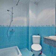 Отель Borovets Edelweiss Болгария, Боровец - отзывы, цены и фото номеров - забронировать отель Borovets Edelweiss онлайн ванная